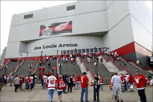Reminiscence: RIP Joe Louis Arena