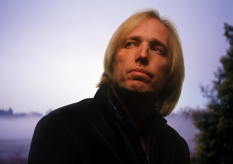 Tom Petty died October 2, 2017.