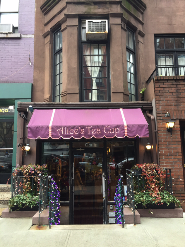 Alice's Tea Cup Chapter i