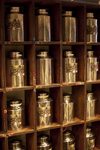 Tea Wall, Alice's Tea Cup Chapter i