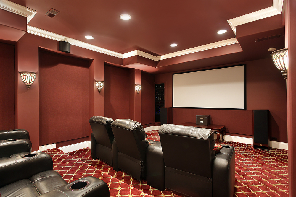 home theatre installation - Home Theater Design And Installation