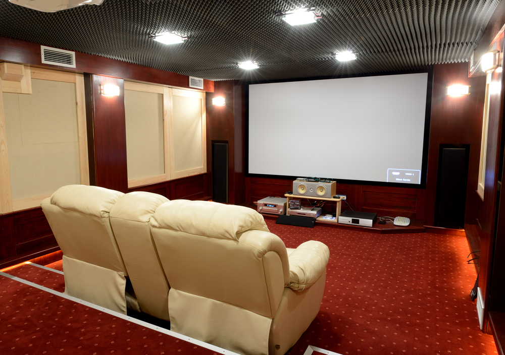 Home Theater Installation Services Denver