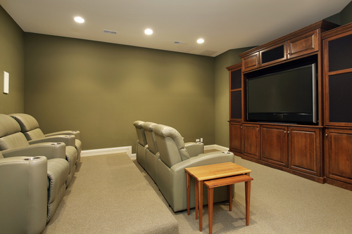 Home Theater Design Denver — Alude Audio Video | TV Install ... on home theatre room, home theatre screens, home cinema, home theater,