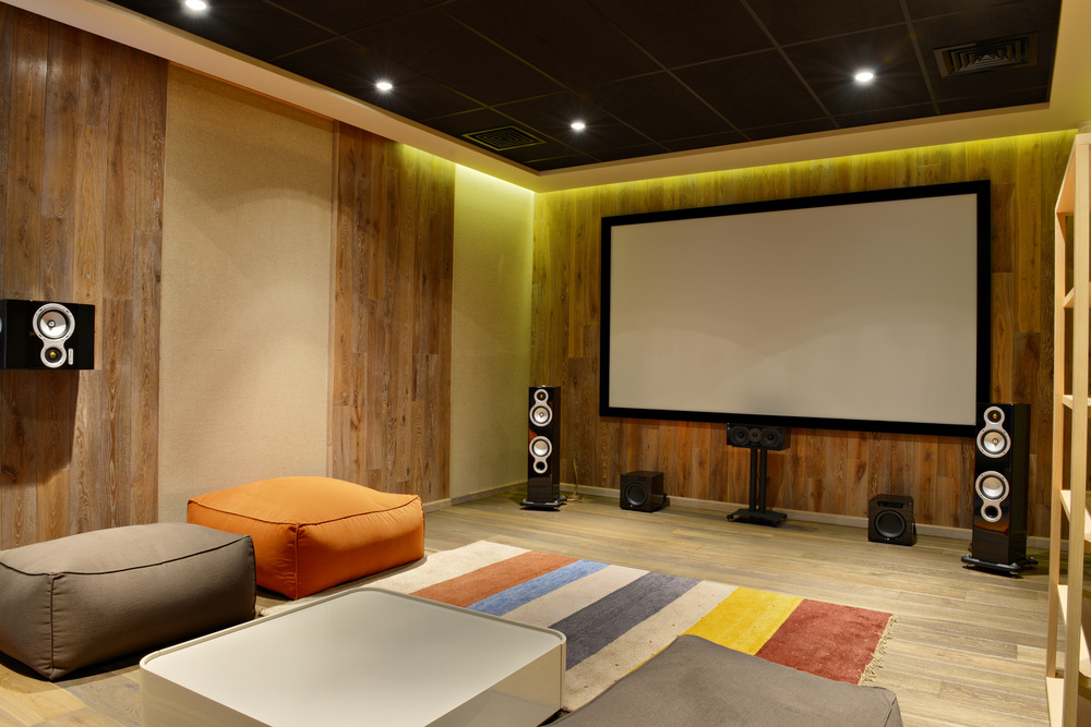 Home Theater Wiring Denver