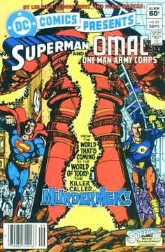 DC Comics Presents #61