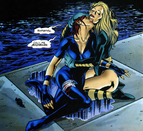 "Birds of Prey #21 ""Call me Barbara"""