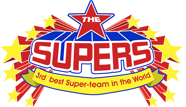 The Supers: 3rd Best Super Hero Team in the World!