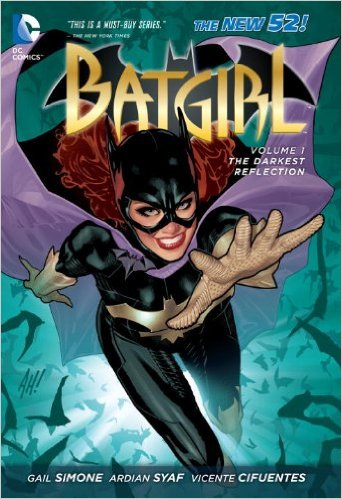 The New 52 Batgirl!