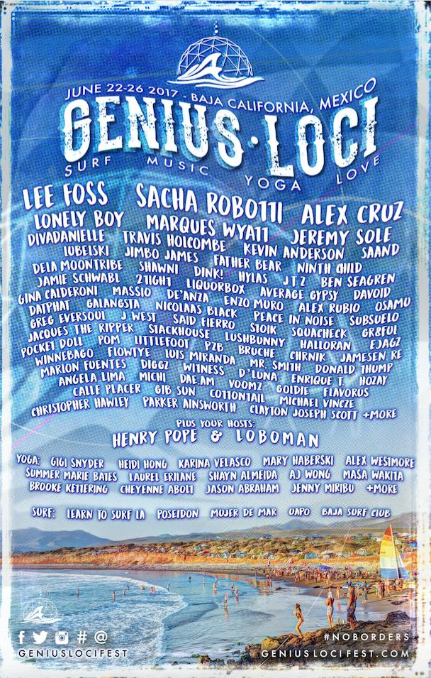 Genius Loci 2017