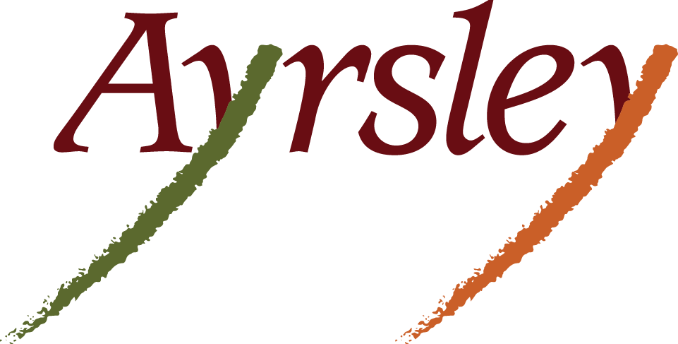 Ayrsley logo words.png