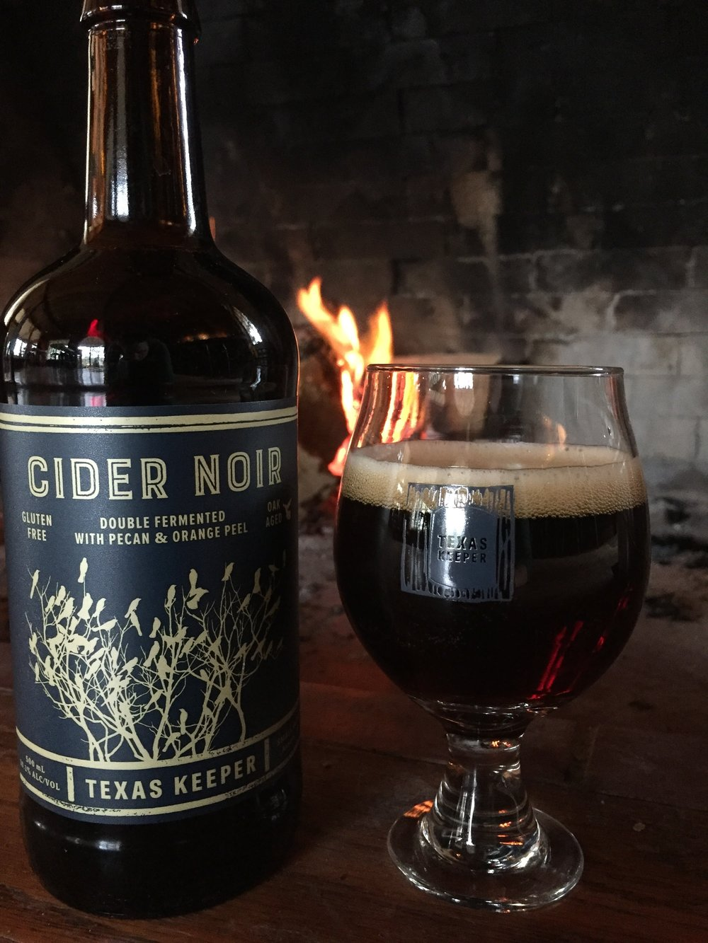 Cider Noir Release w/ LeRoy & Lewis Barbecue!