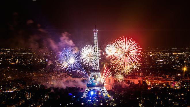 Demi-Sec Release & Bastille Day Fête!