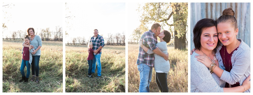 Heartbroken over this decision? Don't worry, I will still offer family mini sessions twice a year. Once in the summer and once in the fall. Now smile and enjoy the faster editing time :)     Thank you to all of my 2016 fall mini session families :)