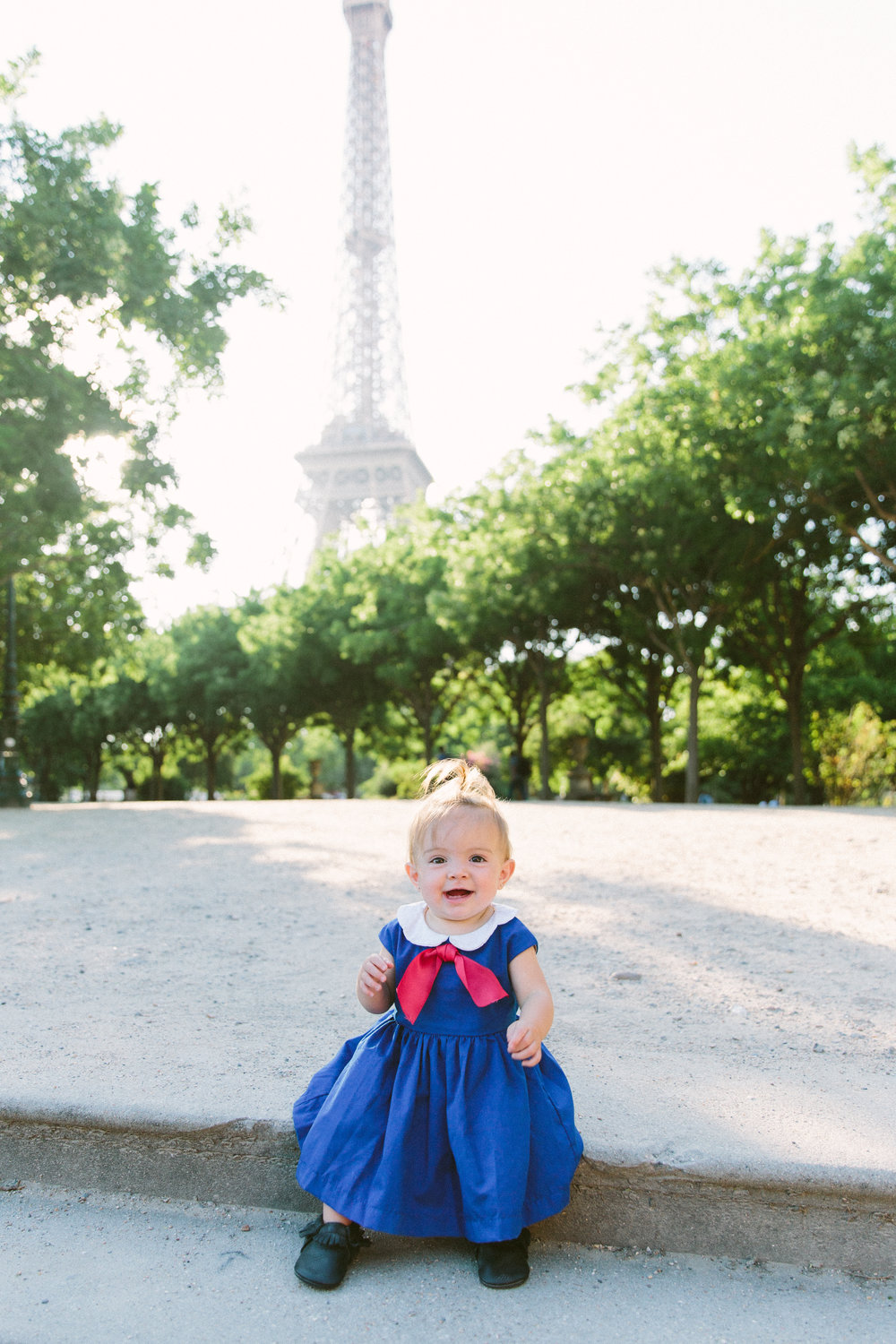 Madeline Costume in Paris