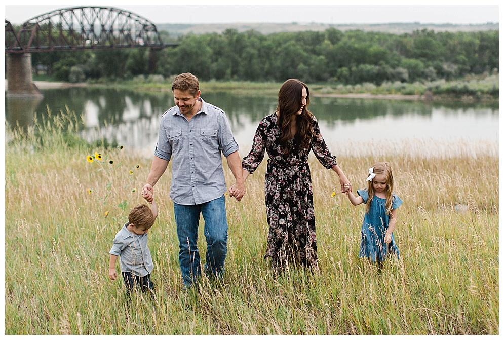 It's no secret Black Leg Ranch is my favorite wedding venue in the area and this right here is part of the amazing family behind the business. Jay and Kari always make photographing their family fun and easy with their good looks and well behaved adorable children.