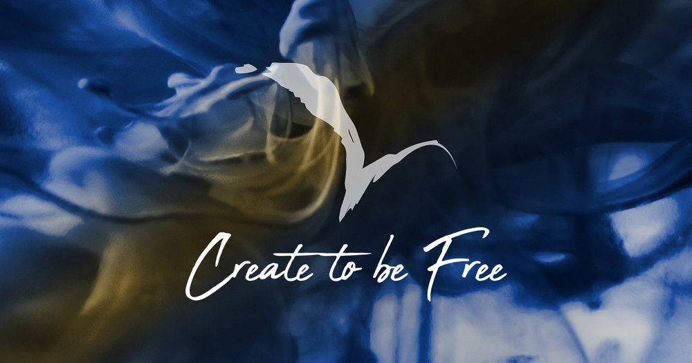 Create to be Free - A Journey of Art in Healing