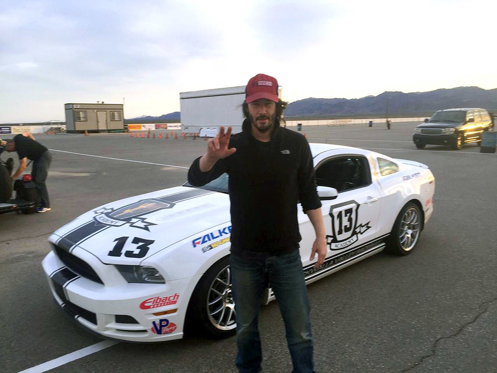 Keanu Reeves with CVR Mustang.jpg