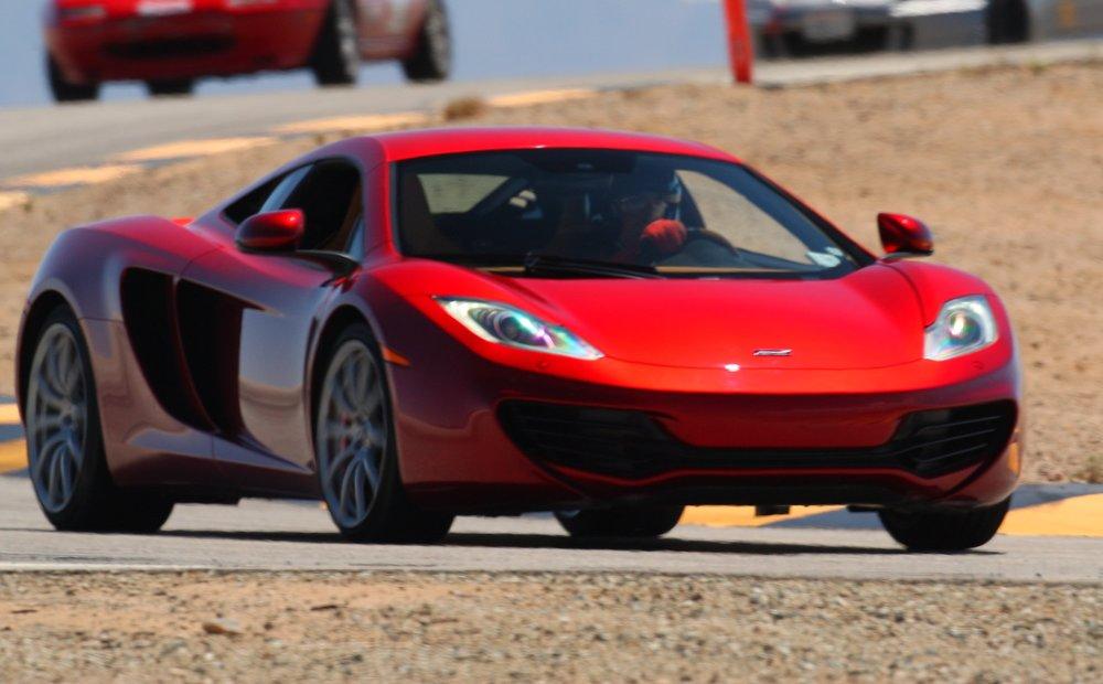 Star Car Sports - CVR's Track Day Weekend