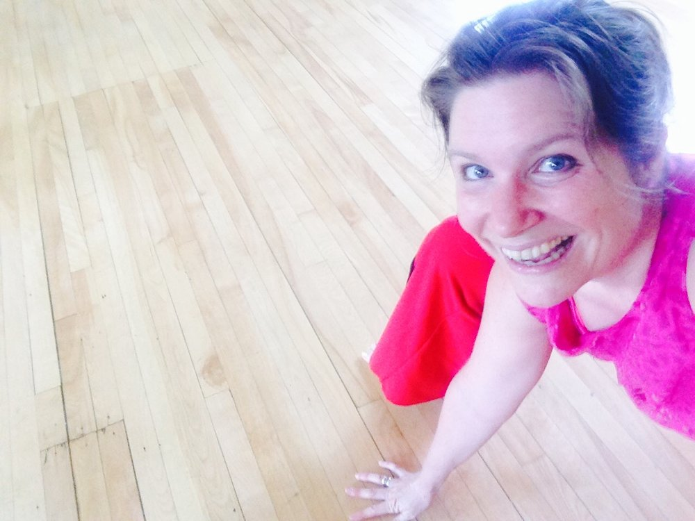 "One of the seven cycles in a classic Nia class is called ""FloorPlay"" where we explore movement on the floor, using our body weight for optimal conditioning! As always, this part of class is done following   your   body's way..."
