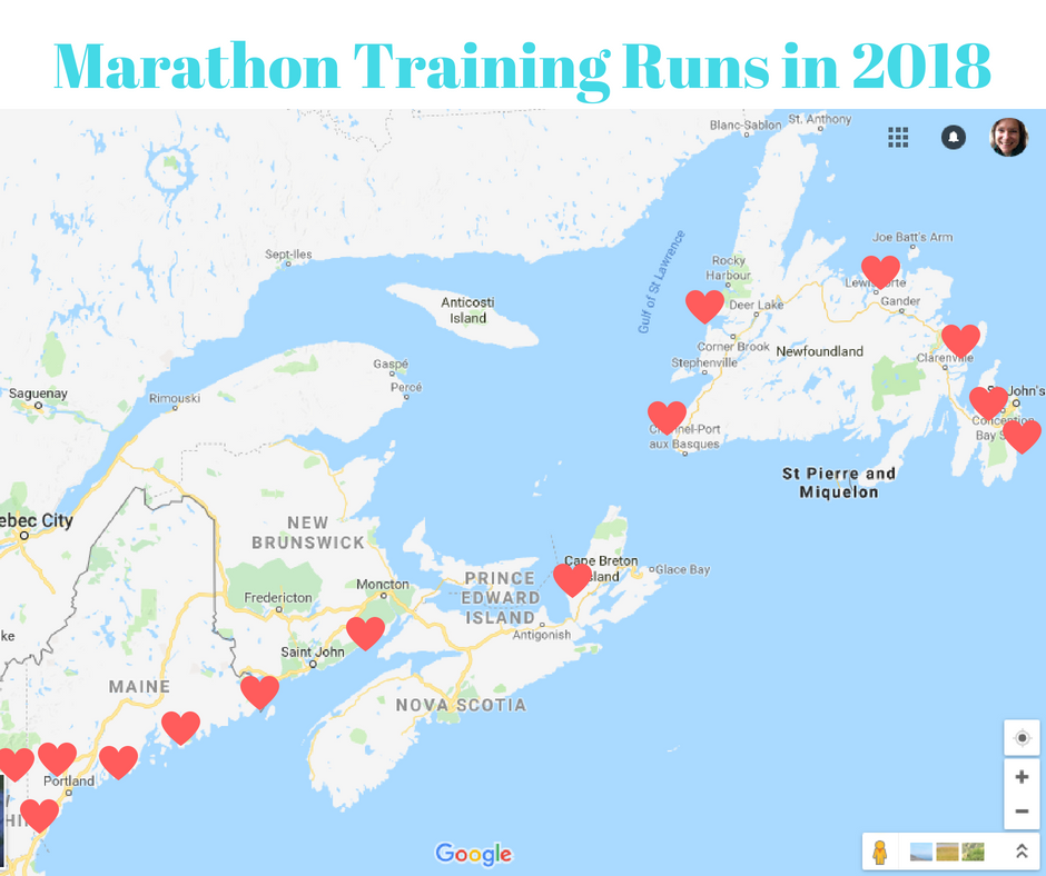 """Oh, the places you'll go!"" It's fun to look back on just some of the locations I've had the pleasure of training over this summer…"