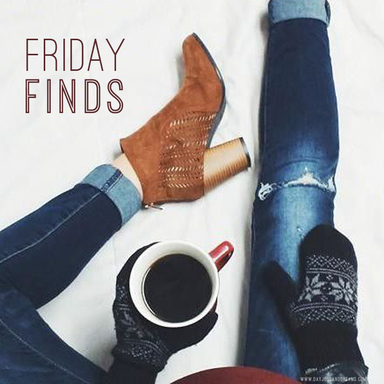 Friday Finds // American Eagle Boots