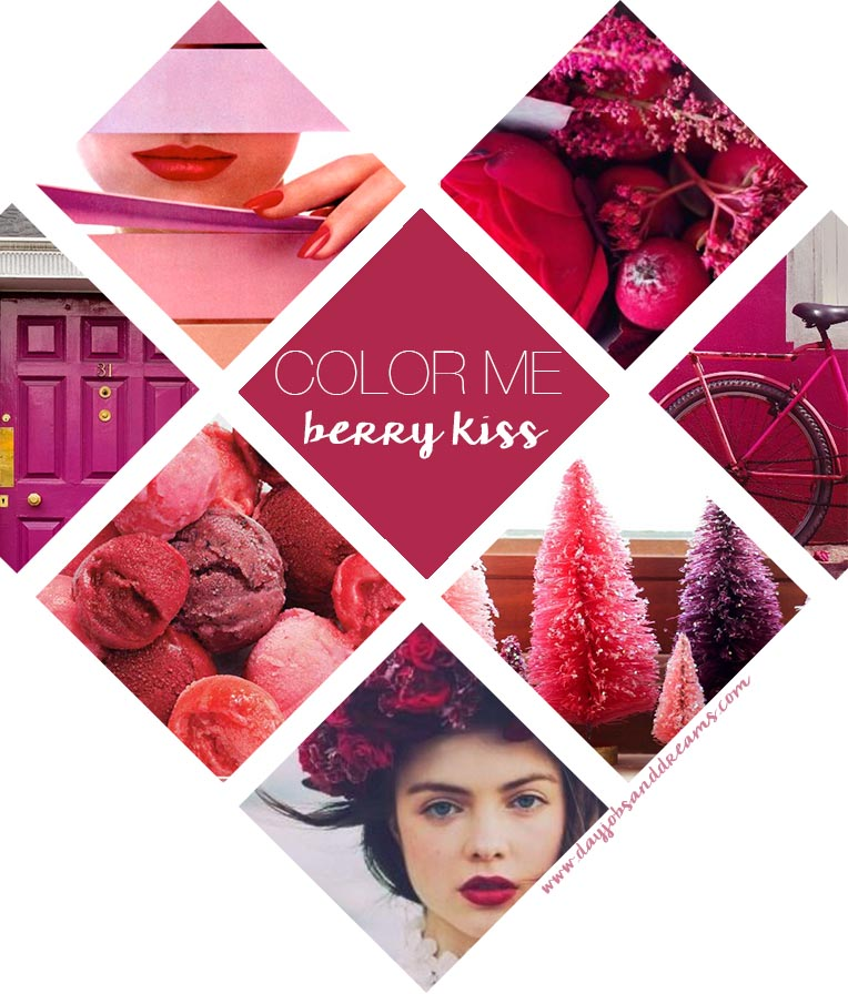 Color Me | Berry Kiss
