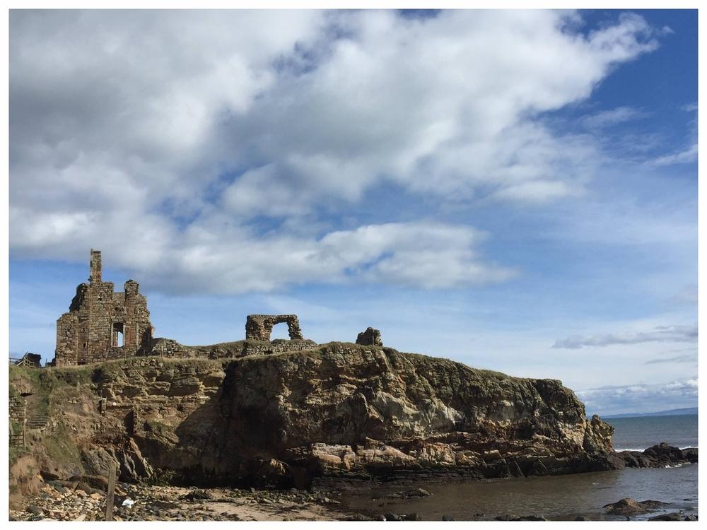 Ruins at St Monan's