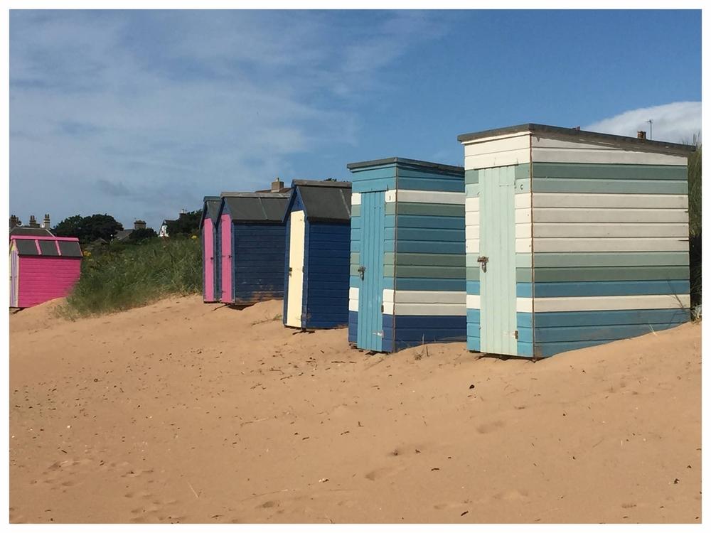 Elie Beach Huts