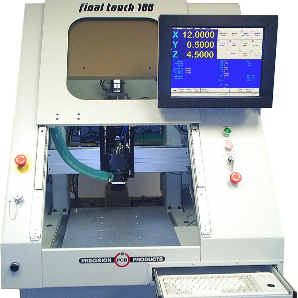Pmc 9 Cnc Sieb Meyer Usa Maintenance Tools Fixture Circuit Board Repair Router Depanelization Printed