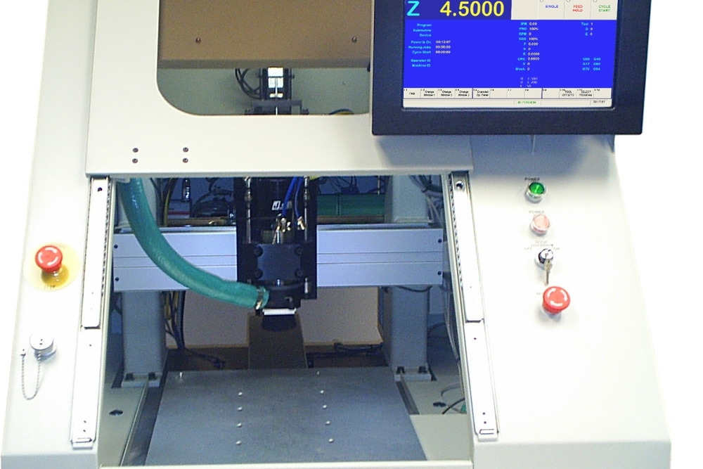 SIEB & MEYER CNC 9 CONTROL ROUTER