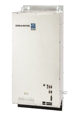 SIEB & MEYER FREQUENCY CONVERTER VFD SD2M