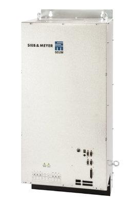SIEB & MEYER SD2M VFD FREQUENCY CONVERTER