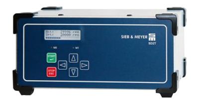 SIEB & MEYER FREQUENCY CONVERTER VFD SD2T
