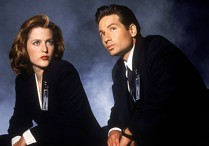 Before being assigned to the X-Files, Mulder and Scully were master inner critic profilers.