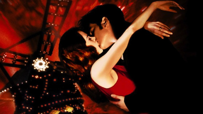 Moulin Rouge Kiss