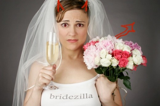 Bridezilla Strikes Back!