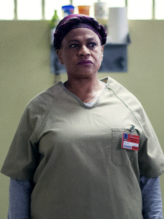 Michelle Hurst as Miss Claudette in Orange is the New Black