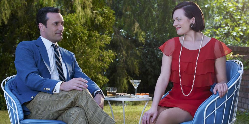 Tumultuous? Absolutely. But, in the end, Don Draper and Peggy Olson had a deep creative friendship.