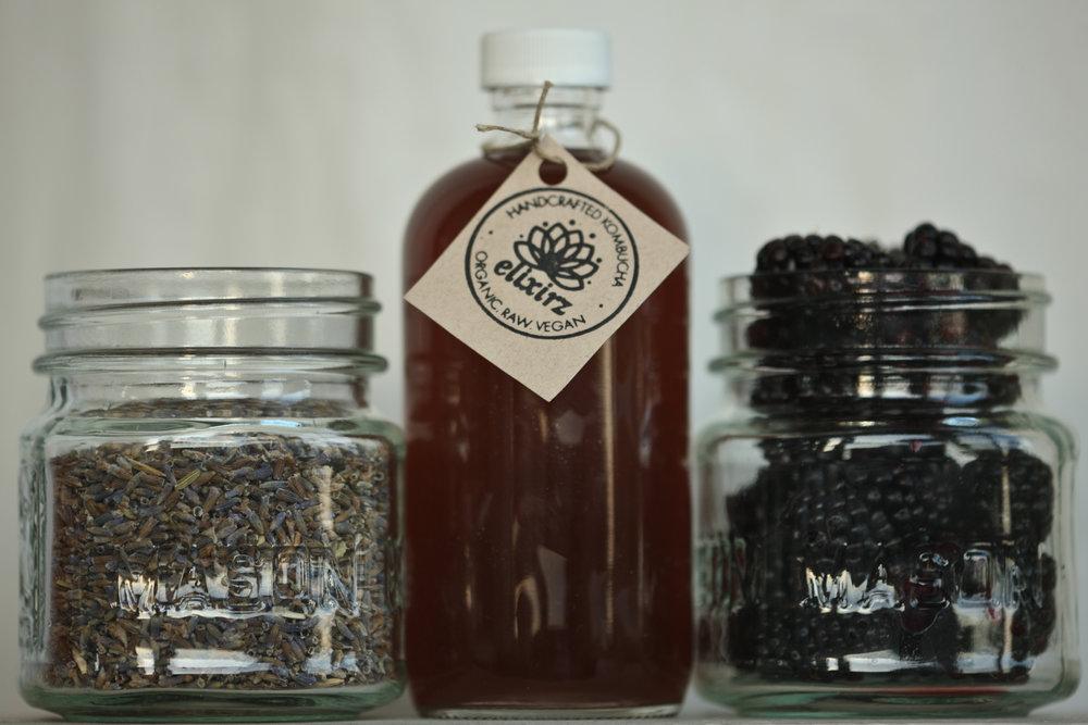 Blackberry Knuckle (Blackberry+Lavender)  *Seasonal