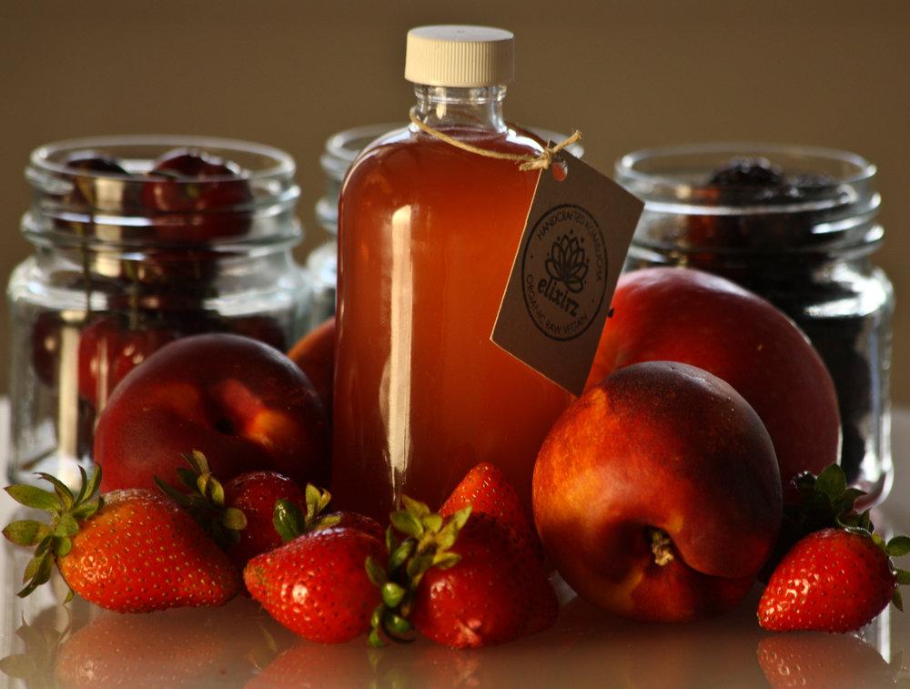 Summer Sault (Strawberry, Nectarine)  *Seasonal