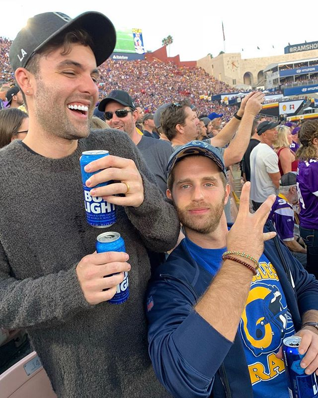 football is apparently hysterical @jonahplatt 📷: @nickkkks