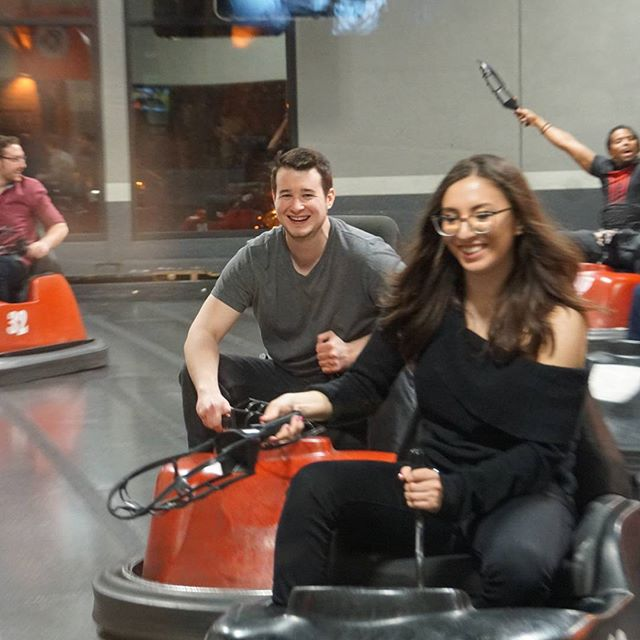 #Whirlyball happy hour! #ClarityWorkLife