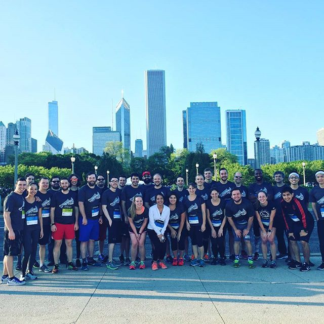 A strong showing for Clarity at #chasecorporatechallenge!