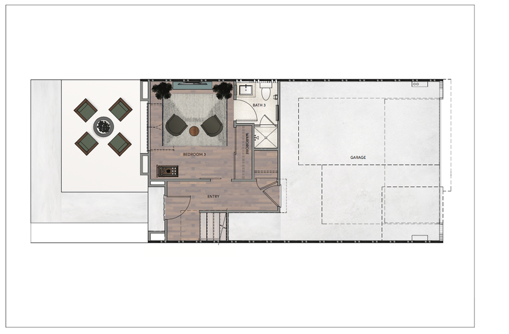 PLAN 1 - FIRST FLOOR