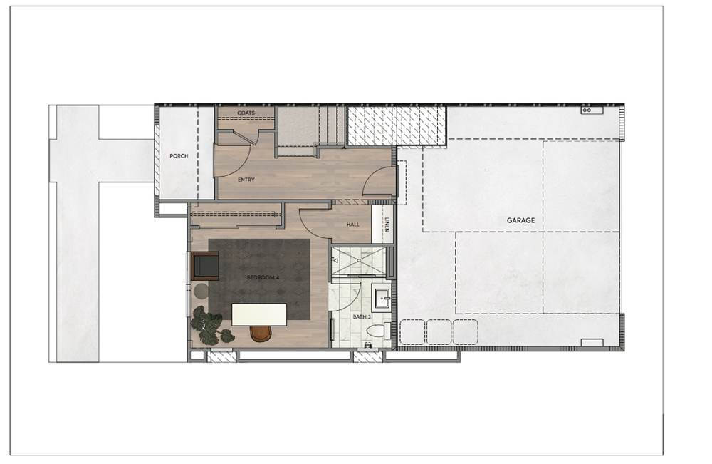 PLAN 3 - FIRST FLOOR