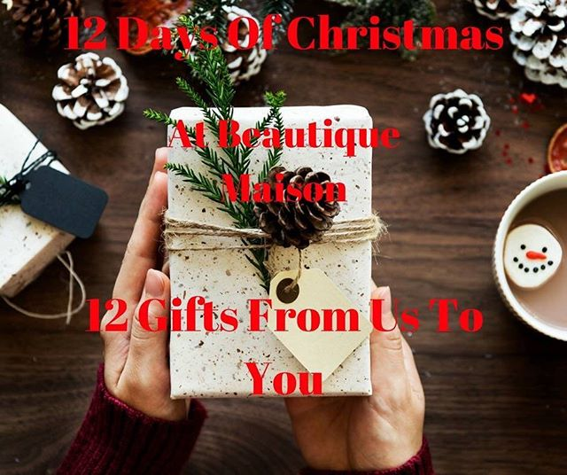 Welcome to the 12 days of Christmas at Beautique Maison. Over the course of the next 12 days, you can benefit from savings on your favourite treatments and products. Keep an eye on our facebook page everyday and don't forget to like and share👀 After all it is the season for giving🎄🎁⛄ #christmas#12daysofchristmas#christmasiscoming #beauty#salon#rugby#warwickshire