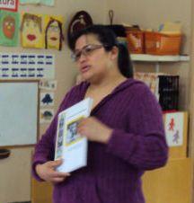 Leticia Jimenez, Skagit County Latin@s Advocate