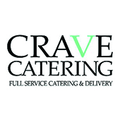 Crave Catering Logo