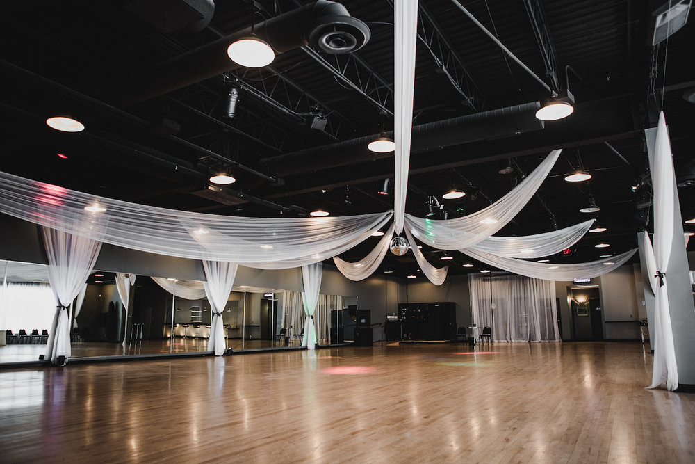 Midpointe Event Center - The Grand Ballroom in the Majestic Hall