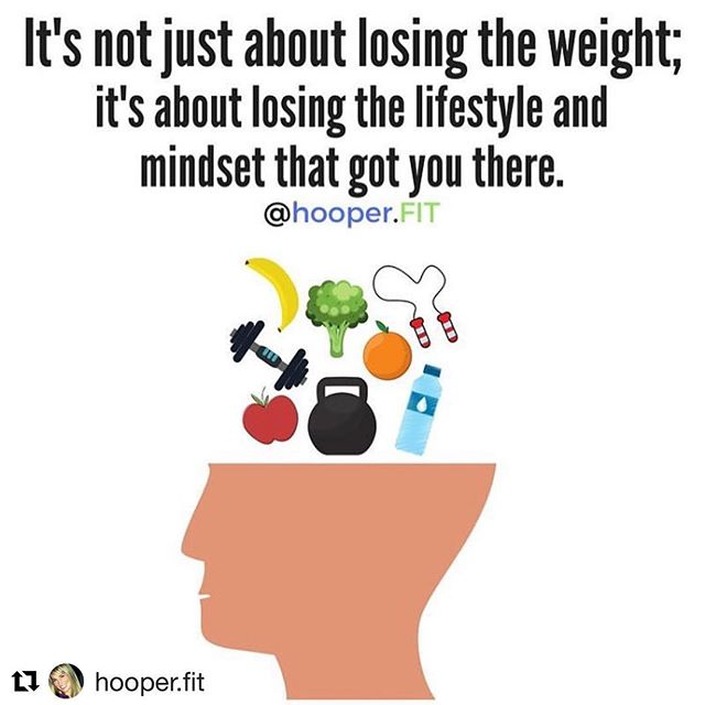 """#Repost @hooper.fit ・・・ Lately, I've really been hammering the message that losing weight is just the beginning. The topic of maintenance doesn't get discussed nearly enough, so let's dive into that a bit more today, shall we? . Believe it or not, losing the initial weight is the easy part. . What happens when you hit your goal? What will """"motivate"""" you to maintain the fat loss then? . What will you do when there are no more compliments or outside reinforcements propelling you to continue? . If the answer is anything other than you fell in love with the process and now genuinely enjoy it, you're in danger of regaining the weight once you hit your goal. . Something I think people often tend to miss is that the amount of diet and exercise required to achieve your goal is the same amount needed to sustain it. . The work never changes, but the goal does. . Instead of looking for short-cuts and gimmicky products to speed things up, shift your focus to making the process as enjoyable as possible. If you hate it, you won't sustain it. People don't do things they hate long-term. . Take the time to discover YOUR optimal path and then you'll never have to worry about losing fat ever again. . Have you figured out your ideal routine yet? Do you have a physical activity you LOVE to do regularly? Tell me🔻about it! 🙃 . . . . . #physical #body #movement #exercise #love #workout #exercise #happiness #habits #gym #fitfam #fitmom #fitchicks #fatloss #weightloss #health #healthyfood #healthylifestyle #hooperFIT #patience #fitfood #macros #calories #fitfam #fitchicks"""